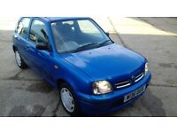 VERY LOW MILEAGE NISSAN MICRA 1.0 CC