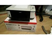 CANON MP250 all in one print copy scan