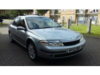 2004 RENAULT LAGUNA 1.9 DCI DIESEL 6 SPEED MANUAL FULL SERVICE HISTORY