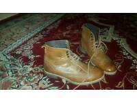 Superdry boots brand new size 9