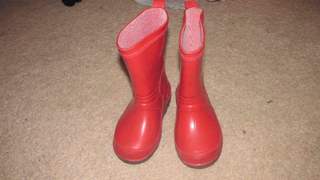 red willie boots ,size 7