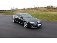 2009 Facelift AUDI A6 low miles , nice looking swap px for Vito