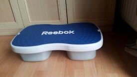Reebok Easy Tone Step - Immaculate Condition, only used twice, with packaging & dvds etc - £30