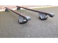 Thule roof bars