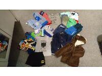 Kids clothing bundle aged 1-2