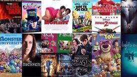 Family/Disney/Horror DVD's