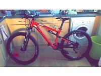 Kona Precept 120 2016 mountain bike