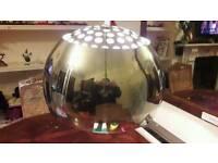 Lamp marble based