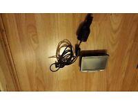 "TomTom One N14644 Sat Nav uk and europe 4.1 "" screen"