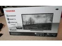 24 inch Toshiba Smart TV