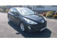 2011 PEUGEOT 308 1.6 HDI...FULL YEARS MOT...FINANCE THIS CAR FROM £17 PER WEEK...MINT CONDITION..