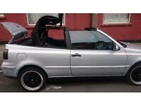 1999 VOLKSWAGEN GOLF CABRIOLET...AUTOMATIC...QUICK SALE