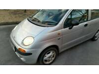 DAEWOO MATIZ SE PLUS 0.8L 2000 ON A W REG LOW MILES
