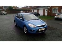 2009 ford focus 1.6 style 100 1 owner full service history immaculate