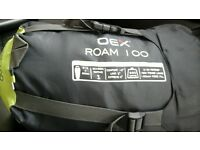 oex roam 100 sleepingbag brand new