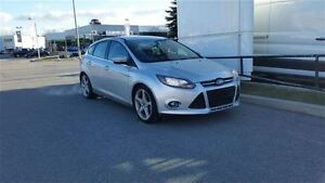 2014 Ford Focus Hatchback Titanium **NAVIGATION**