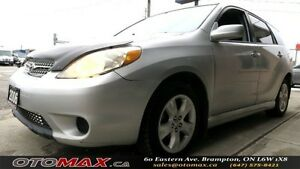 2006 Toyota Matrix XR | ALLOY WHEELS | POWER LOCKS | CERTIFIED