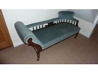 Chaise Longue Victorian
