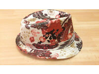 Pasley Summer Fedora Hat - Size 58
