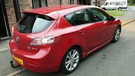 Mazda 3 tamura 1.6cc petrol 10 plate 65k, fsh, 12 mot