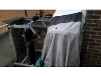Treadmills and bench