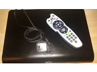 Sky+ Plus HD Box Samsung HDSKY 300GB With Remote And Power Lead £25 0n0
