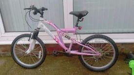 """Girls bike 20"""""""