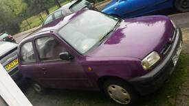Nissan Micra K11 P reg all parts available at cheap prices