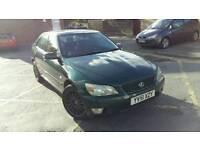 Lexus IS200 51 reg
