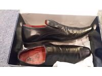 Size 10 black shoes