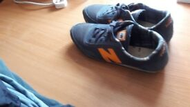 New Balance 420 Blue & Orange size 12 £25