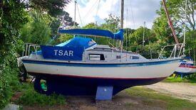 Macwester Rowan Crown Bilge Keel yacht