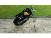 Golf clubs Taylormade r7 rac cgb irons