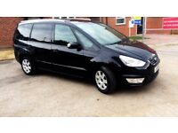 Ford galaxy 2011 power shifts