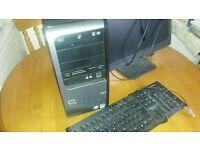 Desk top Compaq Computer