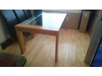 dinning table glass top