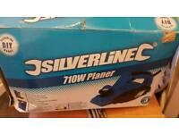 Silverline 750w planer