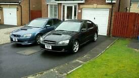 Subaru legacy twinscroll turbo 2004 jap import
