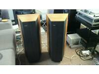 Goodmans dimension 8 speakers