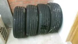 Audi alloys/wheels
