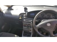 Vauxhall zafira, 2.0 tdi , 7 seater , 157k miles