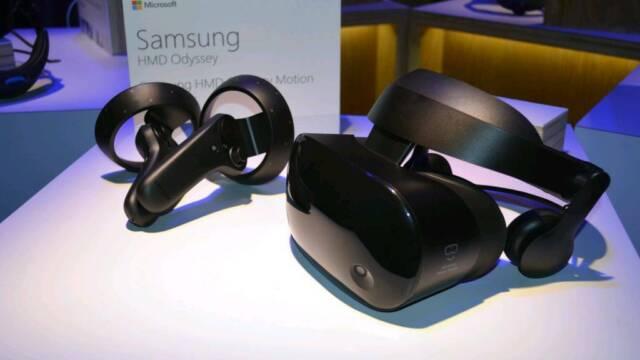 Samsung Odyssey VR WMR Headset - RARE in UK | in Wantage, Oxfordshire |  Gumtree
