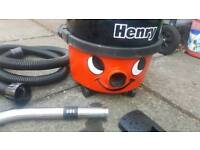Hoower henry. Vacuum cleaner