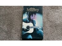 BOB MARLEY SONGS OF FREEDOM 4 X CASSETTE BOX SET