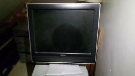 Toshiba 20VL63 20 inch LCD TV