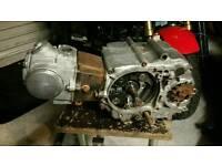 Honda engine. Cub ss monkeybike z50