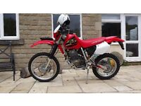 Xr 400 for sale V reg excellent allround condition