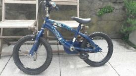 "16"" Star wars childs bike"