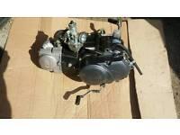 Lifan 125 engine