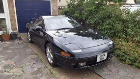 Mitsubishi gto non-turbo 3.0 manual swap